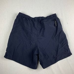 Polo by Ralph Lauren Shorts - Vintage Ralph Lauren Polo Sport Navy Nylon Shorts
